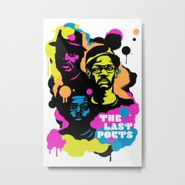 Soul Activism :: The Last Poets Metal Print