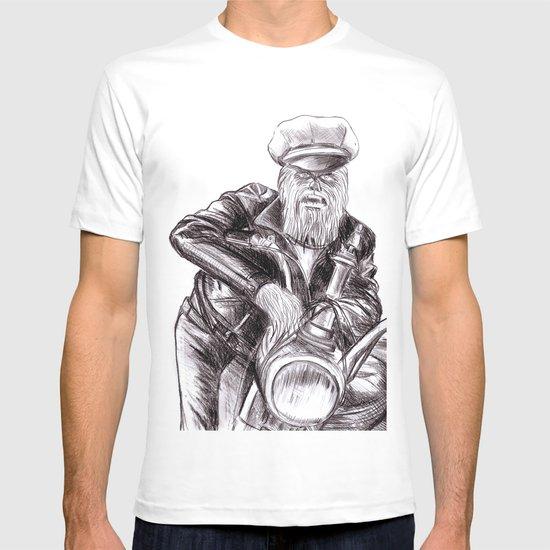 wookie wild one T-shirt
