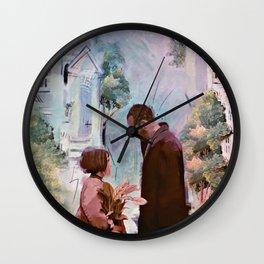 Léon & Mathilda Wall Clock