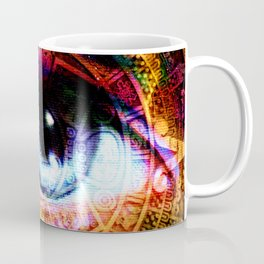 Mistical eye Coffee Mug