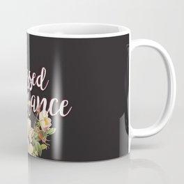 Blessed Assurance - Black Coffee Mug