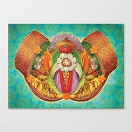 Psychotropical Kimchi Punani Canvas Print