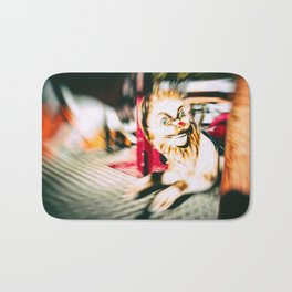 FUNFAIR - LION (Carousel Blur) Bath Mat