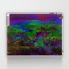 66-84-01 (Earth Night Glitch) Laptop & iPad Skin
