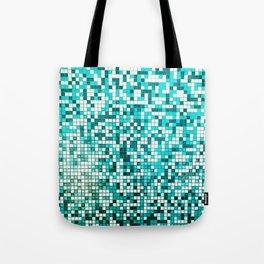 Pool Tiles Tote Bag
