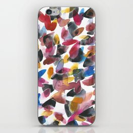 Mixed Emotions #1 iPhone Skin