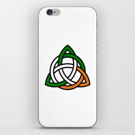 Celtic Knot iPhone Skin