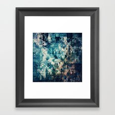 The time comes Framed Art Print
