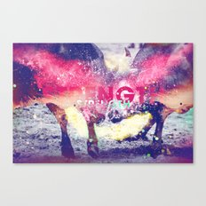 Strenght Canvas Print