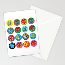 Happy packages Stationery Cards