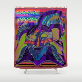 PARDY MARDI Shower Curtain