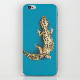 Leopard Gecko iPhone Skin
