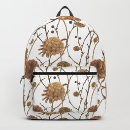 New Year Forest Backpack