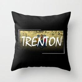 Trenton Throw Pillow