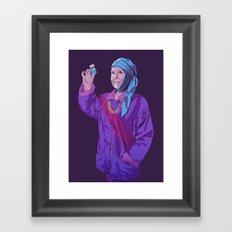 80/90s - Ol Framed Art Print