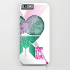 Broken Heart Is A Deadly Weapon iPhone 6s Slim Case