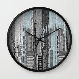 FILM NOIR / MANHATTAN  Wall Clock