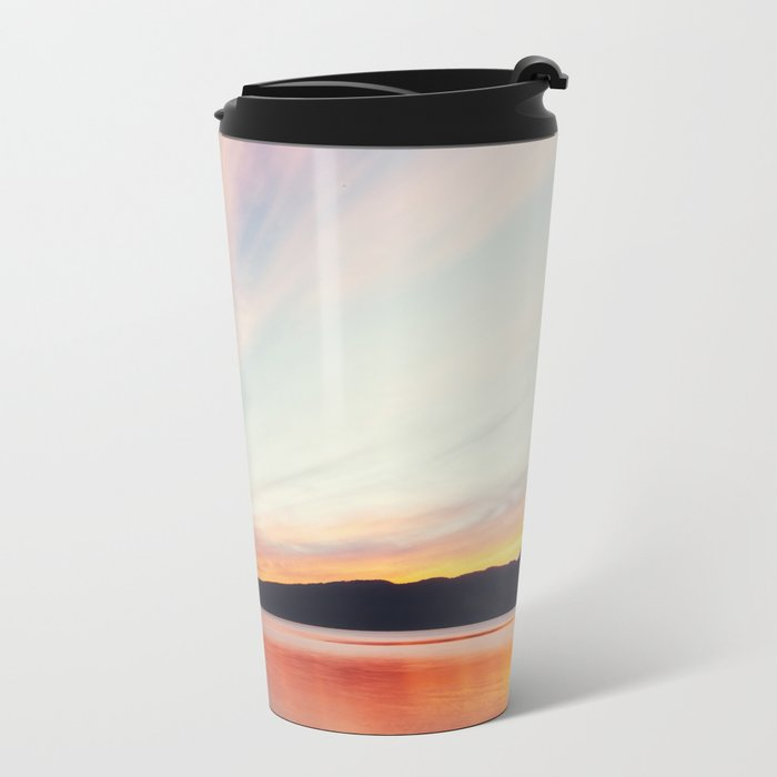 big sky Metal Travel Mug