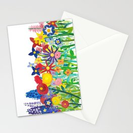 Flowery Bouquet Stationery Cards