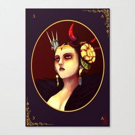 Final Fantasy VIII  - Edea Canvas Print