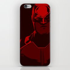 Without Fear iPhone & iPod Skin