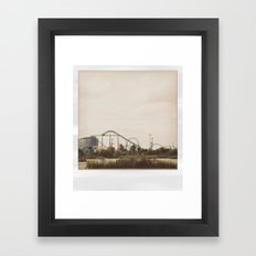 Jazzland II Framed Art Print