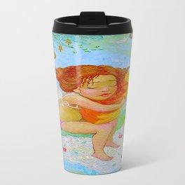 Favorite pillow Travel Mug