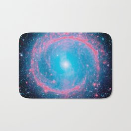 Lying in a zero circle ii Bath Mat