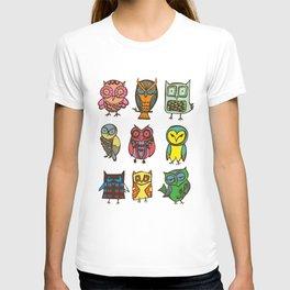 Owlies T-shirt