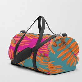 Leaves In Autumn Colors #decor #society6 #buyart Duffle Bag