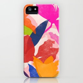 lily 16 iPhone Case