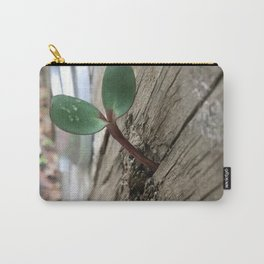 Plant sprout gate Carry-All Pouch