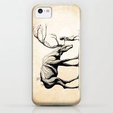 Knowing the Deer Tree iPhone 5c Slim Case