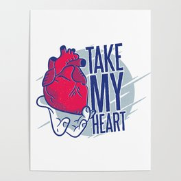 Take my heart Poster