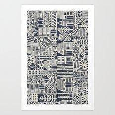 coevolution Art Print