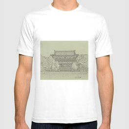 Kyoto Chion-in T-shirt