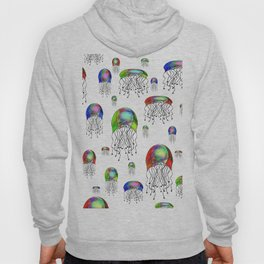 JELLYFISH BLOOM Hoody