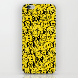A lot of Pets iPhone Skin