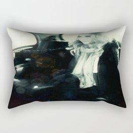 Naked Ambition Rectangular Pillow
