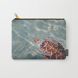 tortoise #society6 #decor #buyart Carry-All Pouch