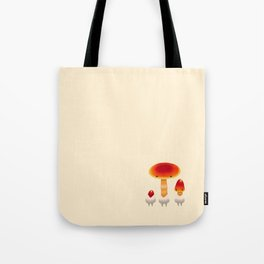 Amanita caesarea Tote Bag