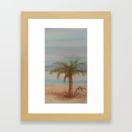 Go South too Framed Art Print