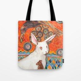 Mosaic Melody Tote Bag