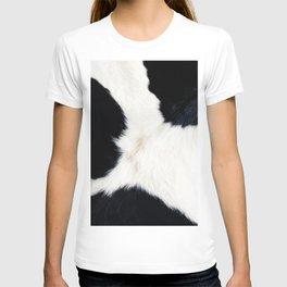 Farmhouse Cowhide T-shirt