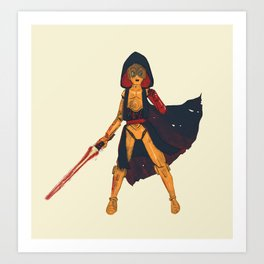 Sith reepio Art Print