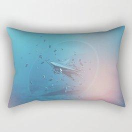 Intervention 47 Rectangular Pillow