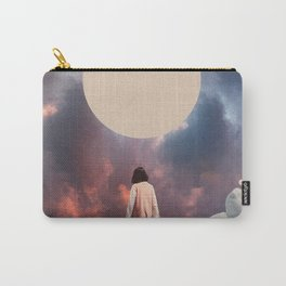 Pearlescent Wanderer Carry-All Pouch