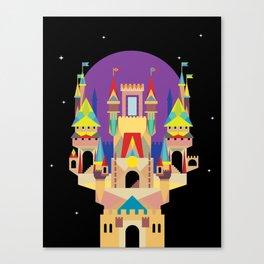 castle  Canvas Print