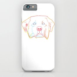 Great Pyrenes Dog iPhone Case