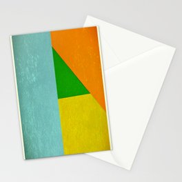 Green Flag Stationery Cards